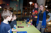 St. Louis Science Center - First Fridays - February 2013 - Robotics