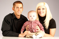 Arney Family - Kim, Mike, Cayden