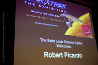 St. Louis Science Center - First Fridays - Robert Picardo